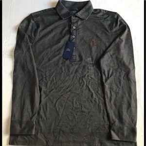 Polo Ralph Lauren Men's Long Sleeve Shirt - Large